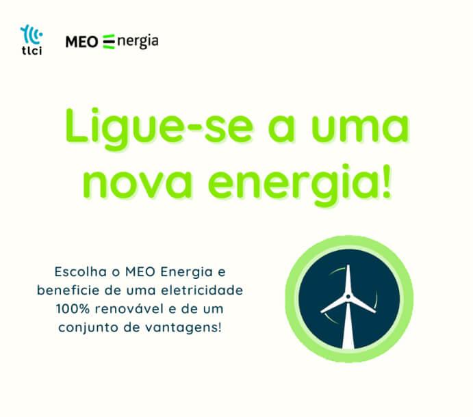 Tarifário energético MEO Energia