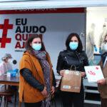 Doação de quatro smartphones à Cruz Vermelha de Braga