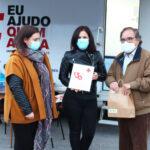 Colaboradores da TLCI na Cruz Vermelha Braga