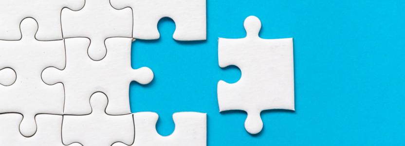Banner puzzle - parceiros